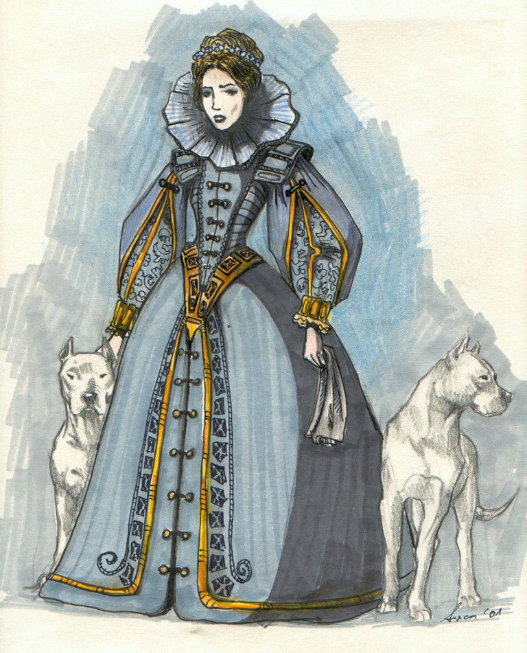 Lady_with_dogs